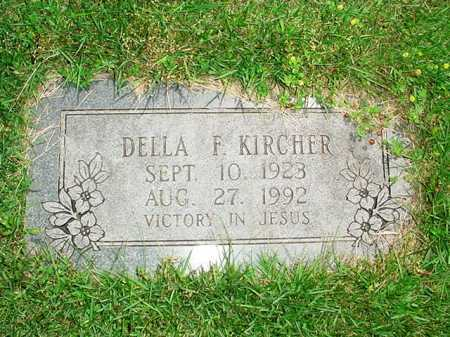 KIRCHER, DELLA F. - Benton County, Arkansas | DELLA F. KIRCHER - Arkansas Gravestone Photos