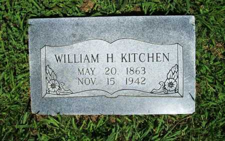 KITCHEN, WILLIAM H. - Benton County, Arkansas | WILLIAM H. KITCHEN - Arkansas Gravestone Photos
