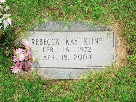 KLINE, REBECCA KAY - Benton County, Arkansas | REBECCA KAY KLINE - Arkansas Gravestone Photos