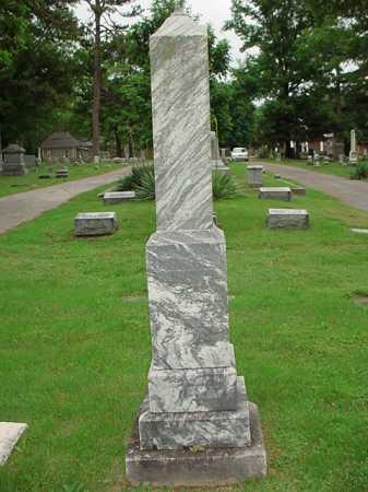 KNOTT, W. J. S. - Benton County, Arkansas | W. J. S. KNOTT - Arkansas Gravestone Photos