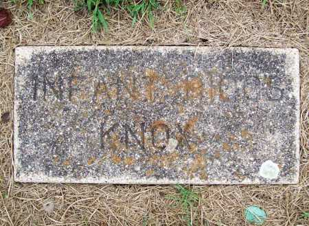 KNOX, INFANT RIGGS - Benton County, Arkansas | INFANT RIGGS KNOX - Arkansas Gravestone Photos