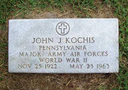 KOCHIS (VETERAN WWII), JOHN J - Benton County, Arkansas | JOHN J KOCHIS (VETERAN WWII) - Arkansas Gravestone Photos