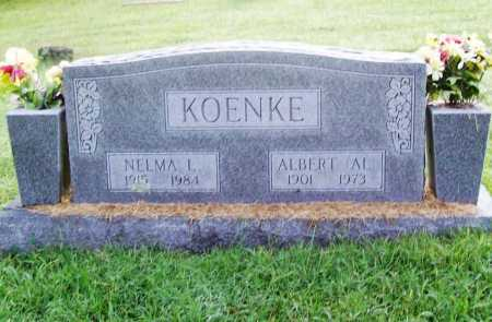"KOENKE, ALBERT ""AL"" - Benton County, Arkansas 