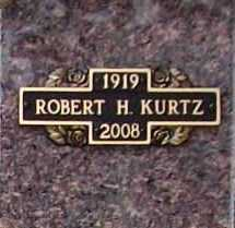 KURTZ (VETERAN WWII), ROBERT HENRY - Benton County, Arkansas | ROBERT HENRY KURTZ (VETERAN WWII) - Arkansas Gravestone Photos