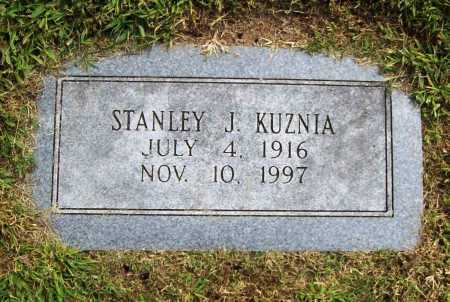 KUZNIA, STANLEY J. - Benton County, Arkansas | STANLEY J. KUZNIA - Arkansas Gravestone Photos