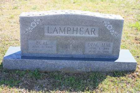 LAMPHEAR, OPAL MAE - Benton County, Arkansas | OPAL MAE LAMPHEAR - Arkansas Gravestone Photos