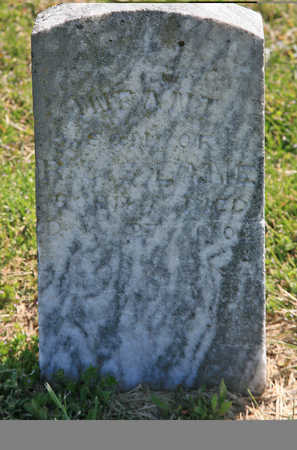 LANE, INFANT SON - Benton County, Arkansas | INFANT SON LANE - Arkansas Gravestone Photos