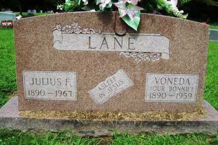 LANE, VONEDA - Benton County, Arkansas | VONEDA LANE - Arkansas Gravestone Photos