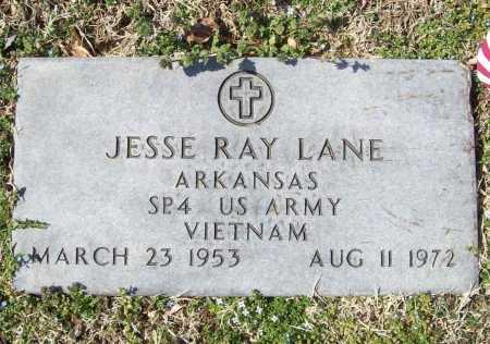 LANE (VETERAN VIET), JESSE RAY - Benton County, Arkansas | JESSE RAY LANE (VETERAN VIET) - Arkansas Gravestone Photos