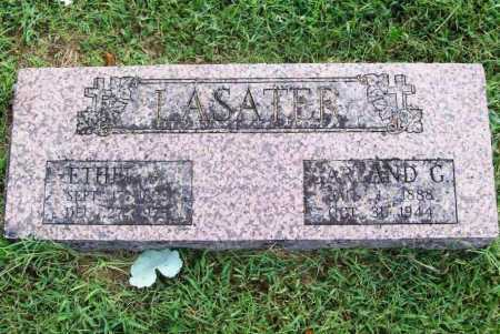 LASATER, ETHEL - Benton County, Arkansas | ETHEL LASATER - Arkansas Gravestone Photos