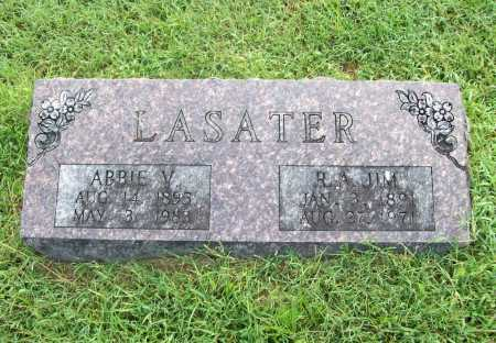 "LASATER, R. A. ""JIM"" - Benton County, Arkansas 