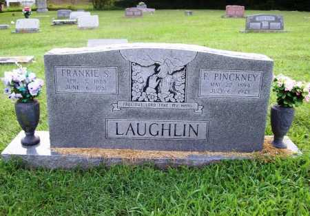 LAUGHLIN, FRANKIE S. - Benton County, Arkansas | FRANKIE S. LAUGHLIN - Arkansas Gravestone Photos