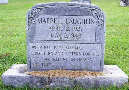 LAUGHLIN, MAEBELL - Benton County, Arkansas | MAEBELL LAUGHLIN - Arkansas Gravestone Photos