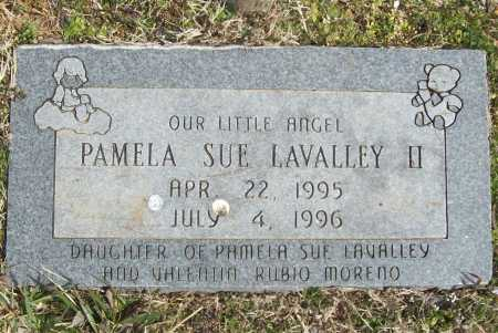 LAVALLEY, PAMELA SUE, II - Benton County, Arkansas | PAMELA SUE, II LAVALLEY - Arkansas Gravestone Photos