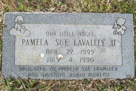 LAVALLEY, PAMELA SUE, II - Benton County, Arkansas | PAMELA SUE, II LAVALLEY - Arkansas Gravestone Photos