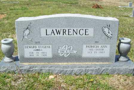 LAWRENCE, DEWARD EUGENE - Benton County, Arkansas | DEWARD EUGENE LAWRENCE - Arkansas Gravestone Photos