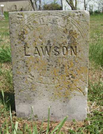LAWSON, BABY - Benton County, Arkansas | BABY LAWSON - Arkansas Gravestone Photos