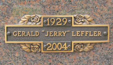 "LEFFLER (VETERAN KOR), GERALD ""JERRY"" - Benton County, Arkansas 