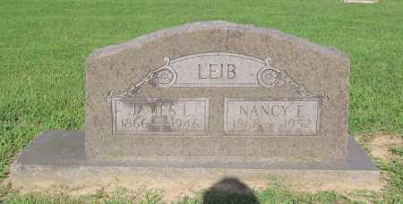 LEIB, NANCY E. - Benton County, Arkansas | NANCY E. LEIB - Arkansas Gravestone Photos