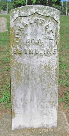 LEWIS (VETERAN UNION), ELIPHALET - Benton County, Arkansas | ELIPHALET LEWIS (VETERAN UNION) - Arkansas Gravestone Photos