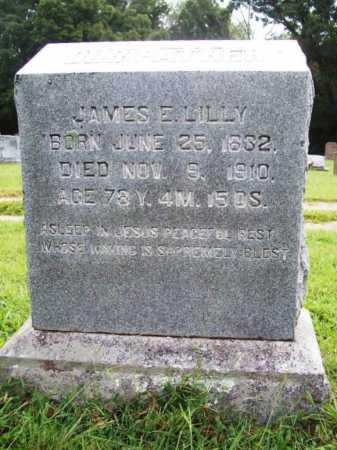 LILLY, JAMES E. - Benton County, Arkansas | JAMES E. LILLY - Arkansas Gravestone Photos
