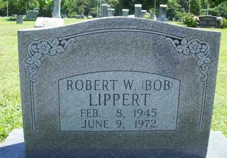 LIPPERT, ROBERT W. (BOB) - Benton County, Arkansas | ROBERT W. (BOB) LIPPERT - Arkansas Gravestone Photos