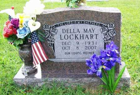 LOCKHART, DELLA MAY - Benton County, Arkansas | DELLA MAY LOCKHART - Arkansas Gravestone Photos