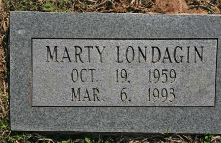 LONDAGIN, MARTY V (ORIGINAL) - Benton County, Arkansas | MARTY V (ORIGINAL) LONDAGIN - Arkansas Gravestone Photos
