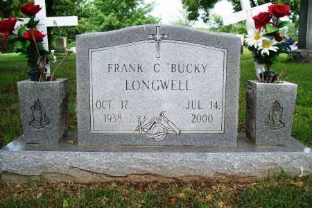 "LONGWELL, FRANK C. ""BUCKY"" - Benton County, Arkansas | FRANK C. ""BUCKY"" LONGWELL - Arkansas Gravestone Photos"