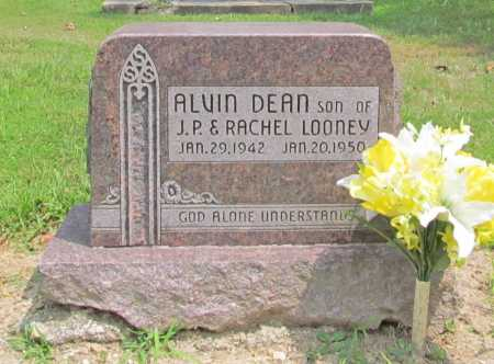 LOONEY, ALVIN DEAN - Benton County, Arkansas | ALVIN DEAN LOONEY - Arkansas Gravestone Photos