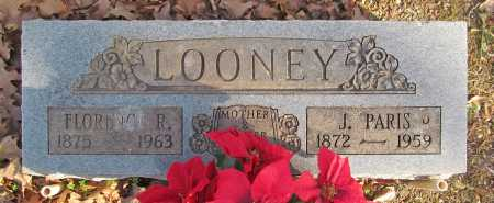 LOONEY, J. PARIS - Benton County, Arkansas | J. PARIS LOONEY - Arkansas Gravestone Photos