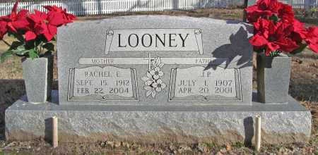 LOONEY, J. P. - Benton County, Arkansas | J. P. LOONEY - Arkansas Gravestone Photos