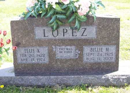 FOSTE LOPEZ, BILLIE MARIE - Benton County, Arkansas | BILLIE MARIE FOSTE LOPEZ - Arkansas Gravestone Photos
