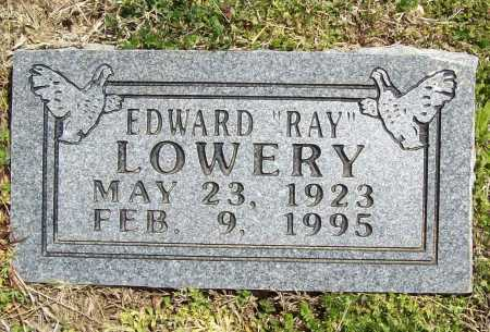 "LOWERY, EDWARD ""RAY"" - Benton County, Arkansas 