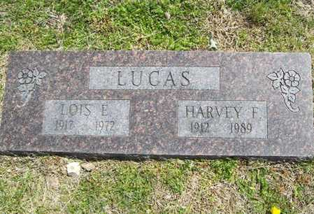 LUCAS, HARVEY F. - Benton County, Arkansas | HARVEY F. LUCAS - Arkansas Gravestone Photos
