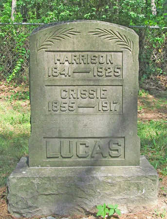 LUCAS (VETERAN CSA), HARRISON - Benton County, Arkansas | HARRISON LUCAS (VETERAN CSA) - Arkansas Gravestone Photos