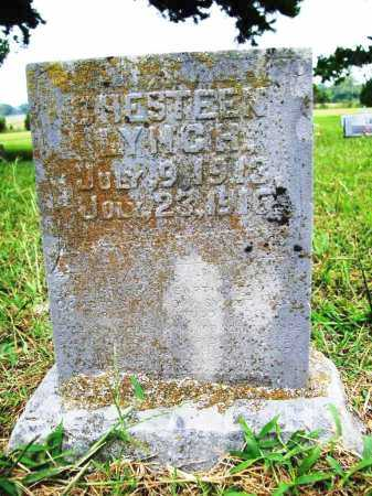 LYNCH, CHESTEEN - Benton County, Arkansas | CHESTEEN LYNCH - Arkansas Gravestone Photos