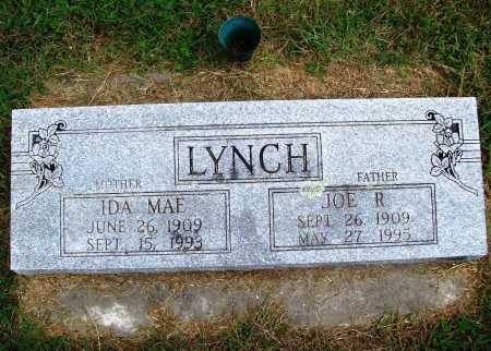LYNCH, IDA MAE - Benton County, Arkansas | IDA MAE LYNCH - Arkansas Gravestone Photos