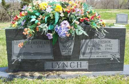 LYNCH, TED THERON - Benton County, Arkansas | TED THERON LYNCH - Arkansas Gravestone Photos