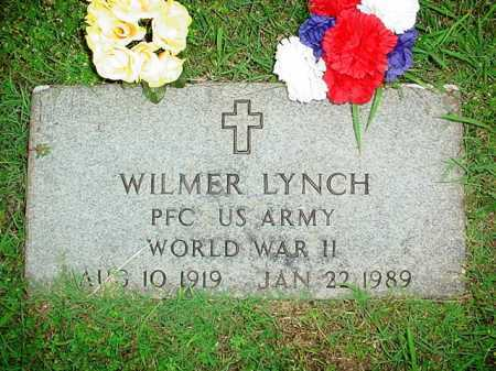 LYNCH (VETERAN WWII), WILMER - Benton County, Arkansas | WILMER LYNCH (VETERAN WWII) - Arkansas Gravestone Photos