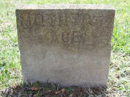 ACE?, MOTHER - Benton County, Arkansas | MOTHER ACE? - Arkansas Gravestone Photos