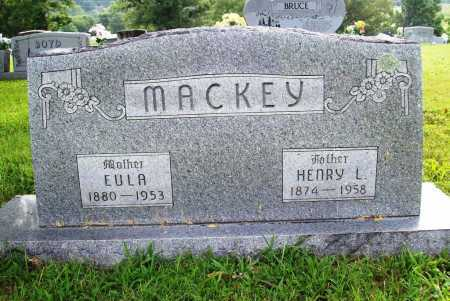 MACKEY, EULA - Benton County, Arkansas | EULA MACKEY - Arkansas Gravestone Photos