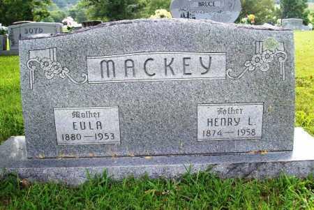 MACKEY, HENRY L. - Benton County, Arkansas | HENRY L. MACKEY - Arkansas Gravestone Photos