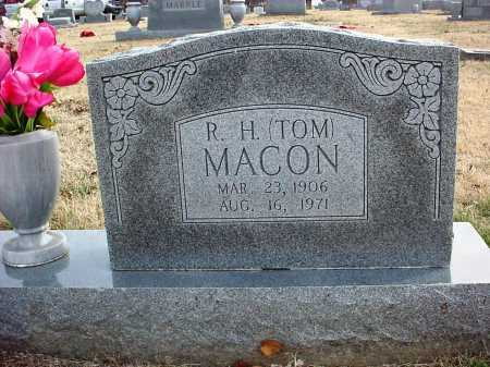 "MACON, R. H. ""TOM"" - Benton County, Arkansas 