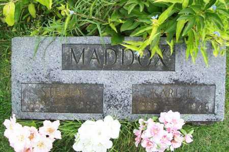 MADDOX, STELLA - Benton County, Arkansas | STELLA MADDOX - Arkansas Gravestone Photos