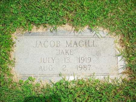 MAGILL, JACOB - Benton County, Arkansas | JACOB MAGILL - Arkansas Gravestone Photos