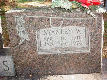 MANUS, STANLEY WILSON REV - Benton County, Arkansas | STANLEY WILSON REV MANUS - Arkansas Gravestone Photos