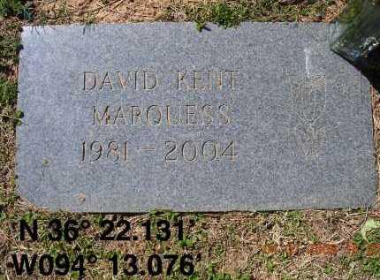 MARQUESS, DAVID KENT - Benton County, Arkansas | DAVID KENT MARQUESS - Arkansas Gravestone Photos