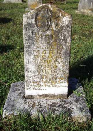 MARR, CHARLIE - Benton County, Arkansas   CHARLIE MARR - Arkansas Gravestone Photos