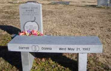 MARRS, DARRELL GLENN - Benton County, Arkansas | DARRELL GLENN MARRS - Arkansas Gravestone Photos